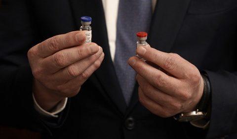 Авторитетный научный журнал Nature признал высокую эффективность вакцины «Спутник V»
