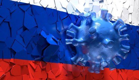 Россия стала четвертой страной в мире по количеству заболевших от COVID-19