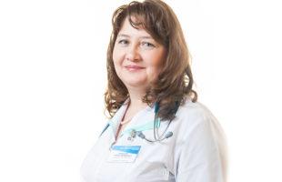 Курбанова Гюзаль Махмудовна