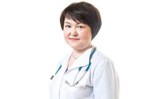 Хасанова Елена Евгеньевна