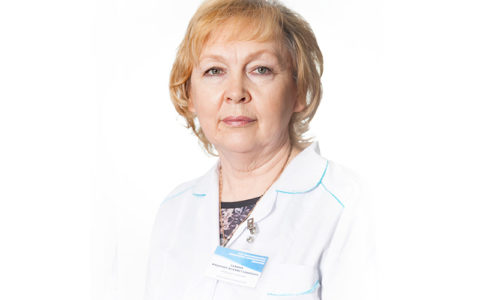 Сафина Фидания Мухаметзакиевна