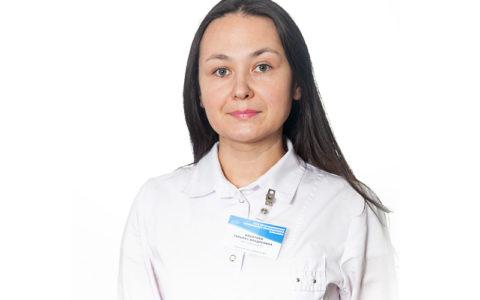 Айбатова Гульназ Ильдусовна