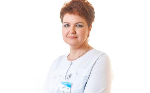 Залялиева Ильмира Абдулловна