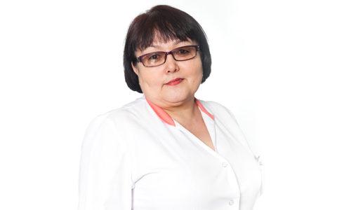 Валиахметова Люзия Хамиловна