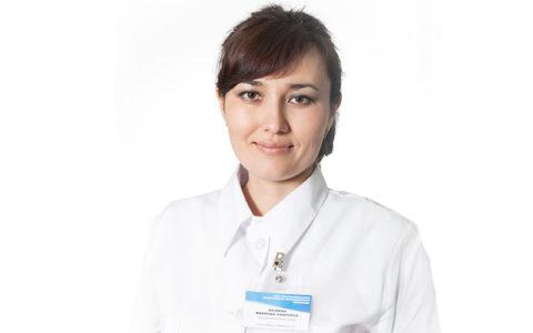 Хазиева Миляуша Наиловна