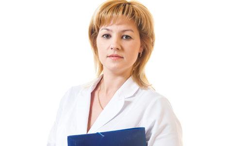 Захарова Татьяна Сергеевна
