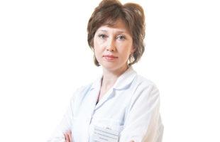 Басаргина Элеонора Владимировна