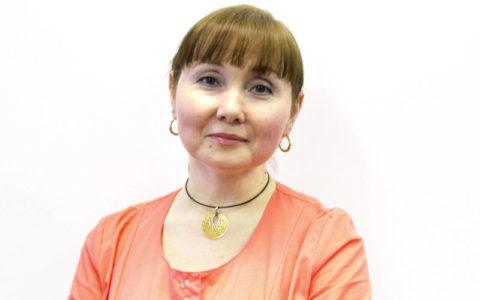 Юнысова Лариса Шариаздановна