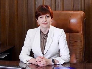 Ирина Васильева. Фото: из личного архива