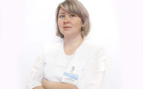 Гатина Рамиля Ильгизовна