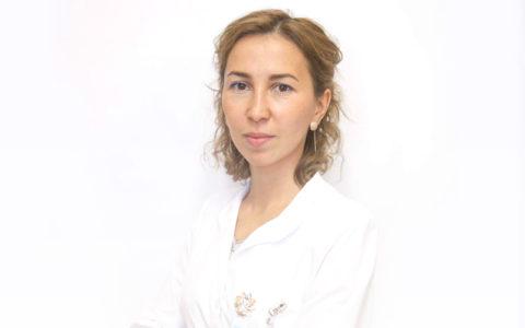 Цапина Зиля Рафисовна