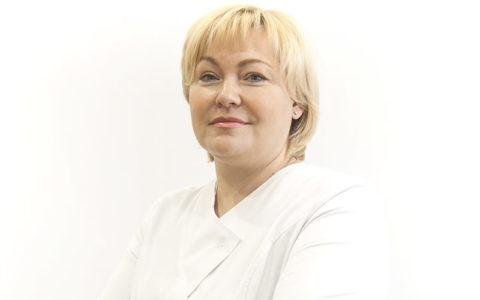 Лазаренко Ольга Георгиевна