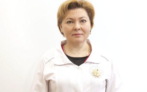 Муртазина Гульнара Харисовна