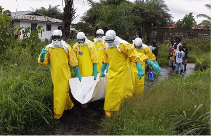 Российские ученые заявили об эффективности вакцины против лихорадки Эбола