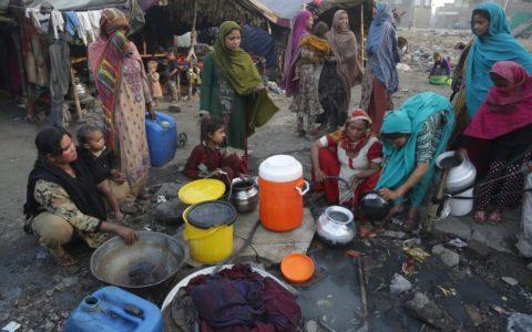 В Пакистане продолжается эпидемия тифа, устойчивого к антибиотикам