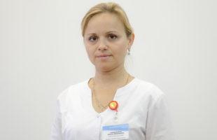 Габидуллина Елена Николаевна