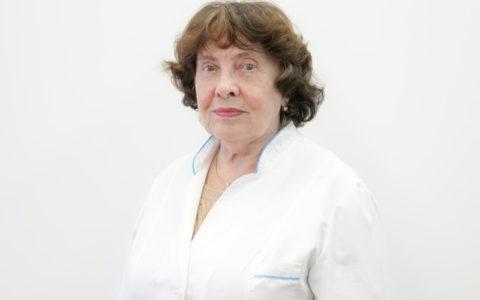 Ордынцева Ирина Никадимовна