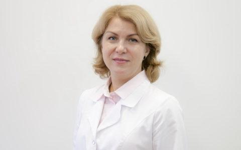 Петрушкина Елена Николаевна