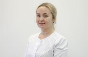 Саубанова Альбина Раисовна