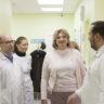 Республиканскую клиническую инфекционную больницу с рабочим визитом посетил главный инфекционист Минздрава России
