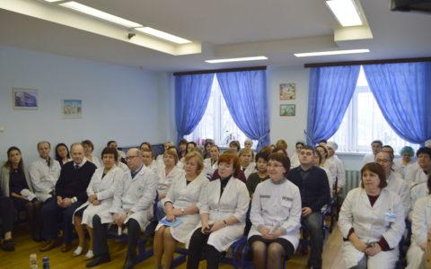 В ГАУЗ «Республиканская клиническая инфекционная больница им. профессора А.Ф.Агафонова» подвели итоги 2018 года.