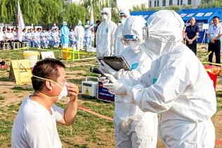В России рассказали о вероятности заразиться смертельным китайским вирусом