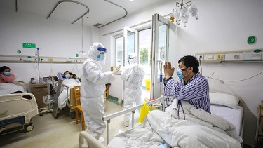 В Китае нашли действенный способ лечения коронавируса