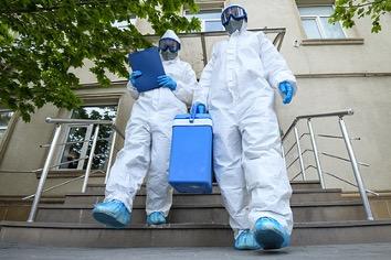 Опубликованы данные по заразившимся коронавирусом на утро 21 мая